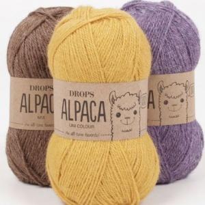 drops-alpaca-garn-50g