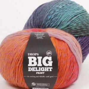 drops-big-delight-garn-100g