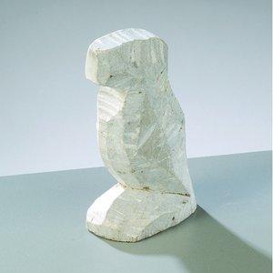 Täljsten blank ~ 8 - 10 cm - Pingvin