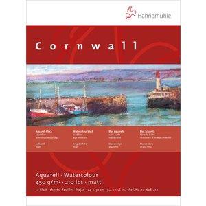 AkvarellblockHahnemühle Cornwall 450g Grov