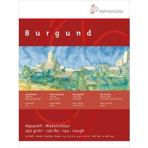 Akvarellblock Hahnemühle Burgund 250g