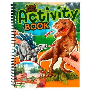 Pysselbok - Dino World