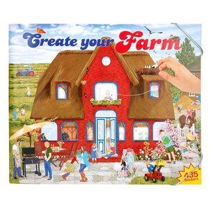 Pysselbok - Create your Funny Farm