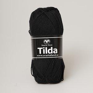 Svarta Fåret Tilda garn 50g