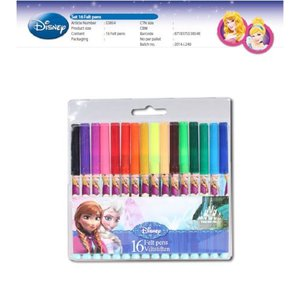 Fiberpennor Frost - 16-pack