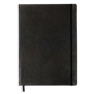 Anteckningsbok A4+ Hard Leather - Linjerad