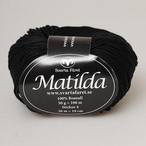 Svarta Fåret Matilda garn 50g