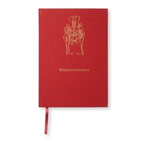 Middagsdagbok Textil