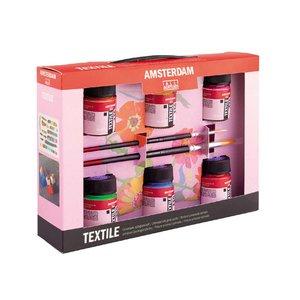 Deco Textilfärg Amsterdam - Målarset