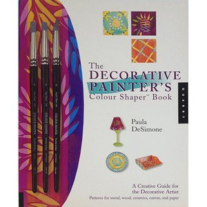 Bok The Decorative Painter's Colour Shaper Book