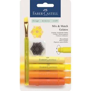 Gelatos Faber-Castell Gula 4 Kritor