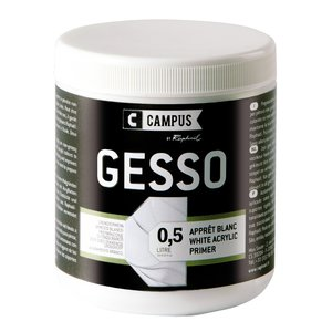 Akrylmedium Campus 500 Ml - Acrylic Gesso