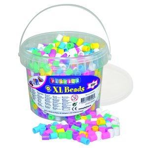 XL-pärlor 950 st pastell