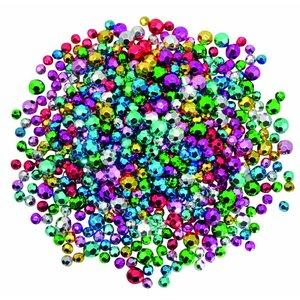 Plastpärlor Diamanter Blandade - 500 g