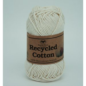 Svarta Fåret Recycled Cotton 50g