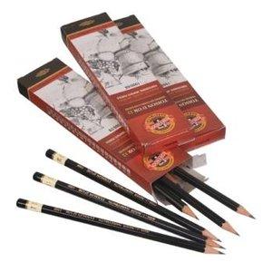 Toison D or blyertspennor 10H-8B (20 olika hårdheter)