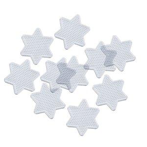 Plattor 10-pack små stjärnor