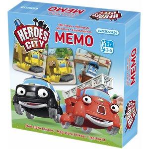 Memo Stadens Hjältar