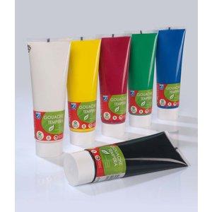 Skolfärg L&B Redimix Gouache 250 ml - 6 Färger