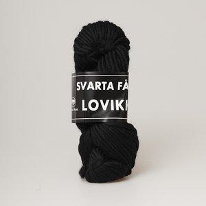 Svarta Fåret Lovikka garn 100g