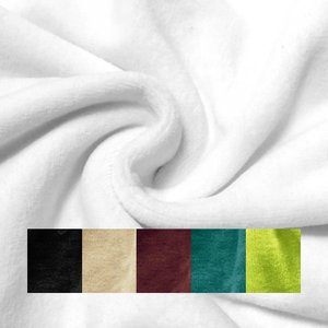 Nicki Velour (80%) Bomullstyg - 145 cm (ca 15 olika färgval)