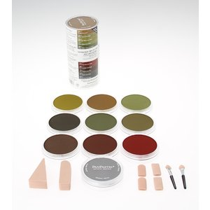 PanPastel - Extra Dark Warm Shades