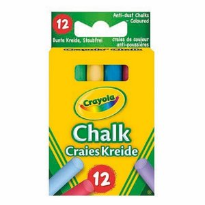 Tavelkritor Crayola - Färg