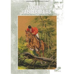Bok Litteratur Leonardo - Nr 11 Horses And Riders