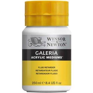 Akrylmedium W&N Galeria - Flytande retarder 250 ml