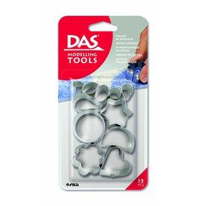 Metallformar DAS - 12 st