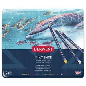 Derwent Inktense - 24 Pennor