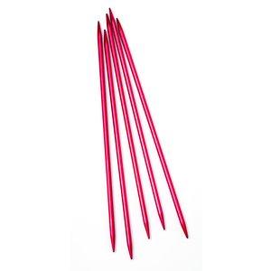 Strumpstickor Alu - 20 cm (2-12 mm flera valmöjligheter)