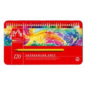 Akvarellpenna Caran d´Ache Supracolor - 120 pennor