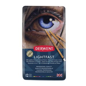 Derwent Ljusfast - 12 Pennor