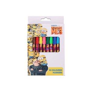 Färgmarkers 10 pennor - Minions
