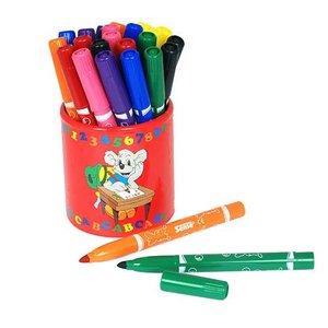 Fiberpennor Jumbo Sense - 24 pennor