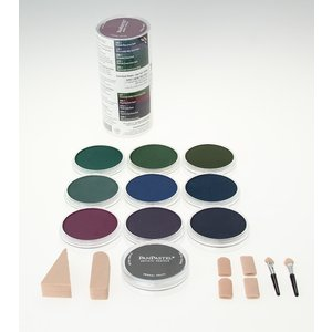 PanPastel - Extra Dark Cool Shades