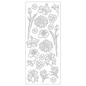 Peel offs - Blommor