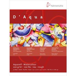 AkvarellblockHahnemühle D'Aqua 220g Grov