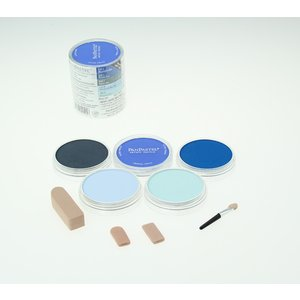 PanPastel - Blues 5 Color Sets