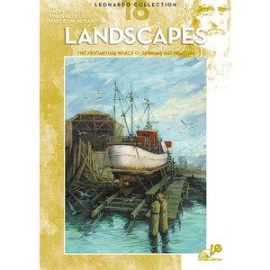 Bok Litteratur Leonardo - Nr 18 Landscapes