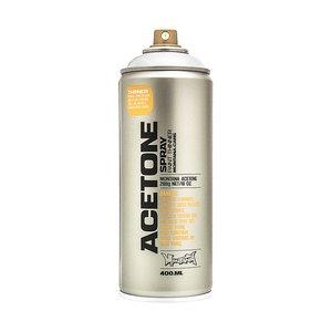 Acetone - Förtunnare & rengöringsmedel - Montana - 400 ml