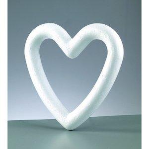 Styrolitform 200 mm - hjärtformad ram