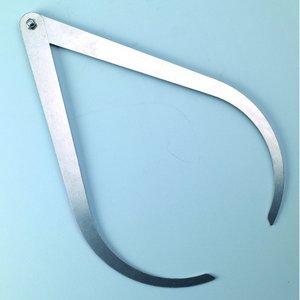 Aluminiumklo 25 cm - medium