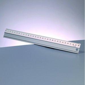 Aluminiumlinjal 30 cm