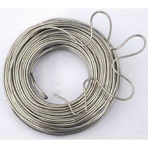 Aluminiumtråd 2 mm - 50 m