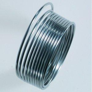 Aluminiumtråd ø 1 mm - silver 50 m / ~ 105 g