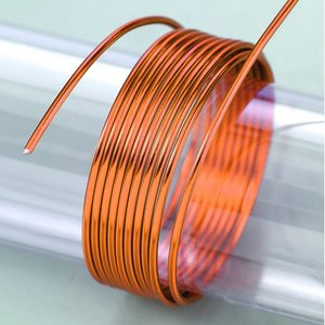 Aluminiumtråd ø 2 mm - orange 5 m / ~ 42 g