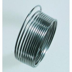 Aluminiumtråd ø 2 mm - silver 2 m / ~ 17 g