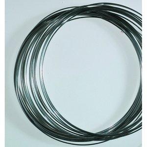 Aluminiumtråd ø 2 mm - silver 20 m / ~ 170 g